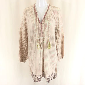 Floreat Loved by Anthropologie Shift Dress S